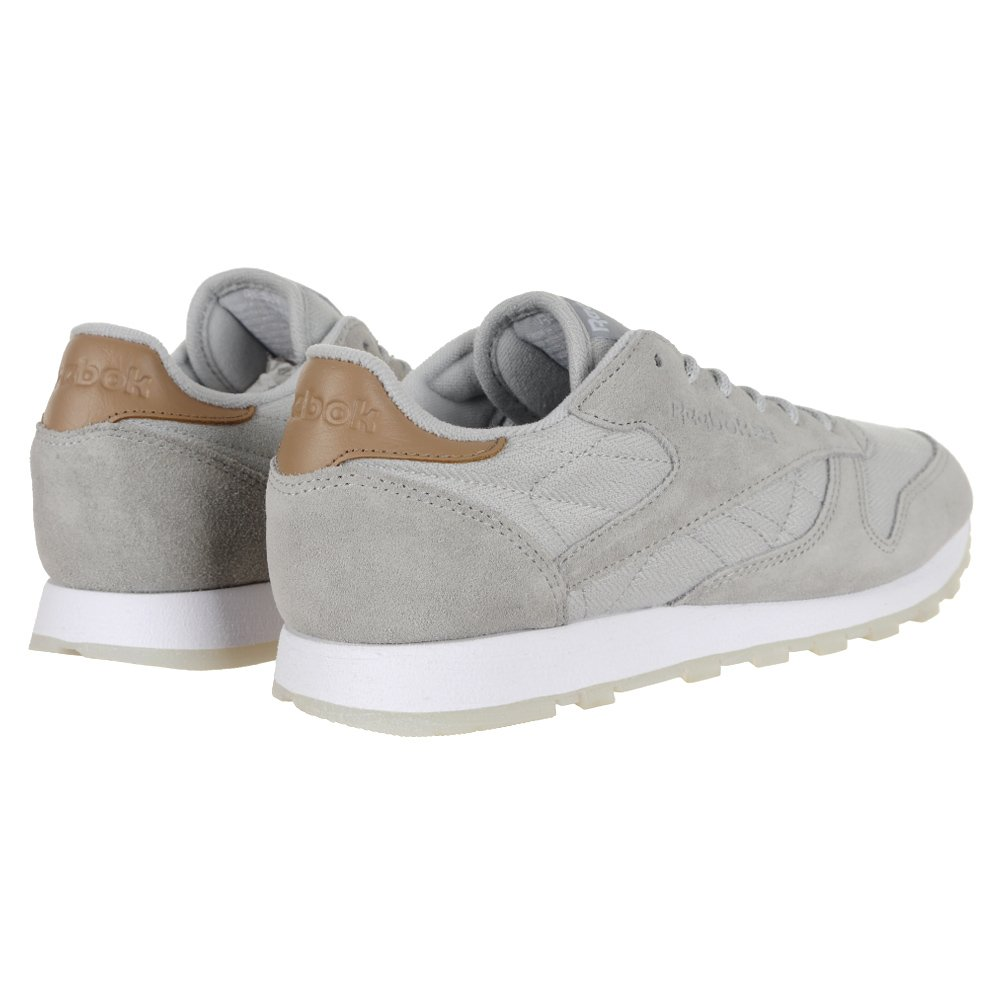 Details about Reebok Classic Leather Sea Worn Leather Sneakers Trainers Ladies show original title