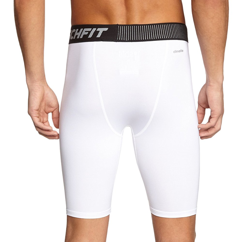 c1eced9ccd Details about Shorts adidas TechFit Base Short Tight 9 Mens Shorts Training  Wicking Base Layer