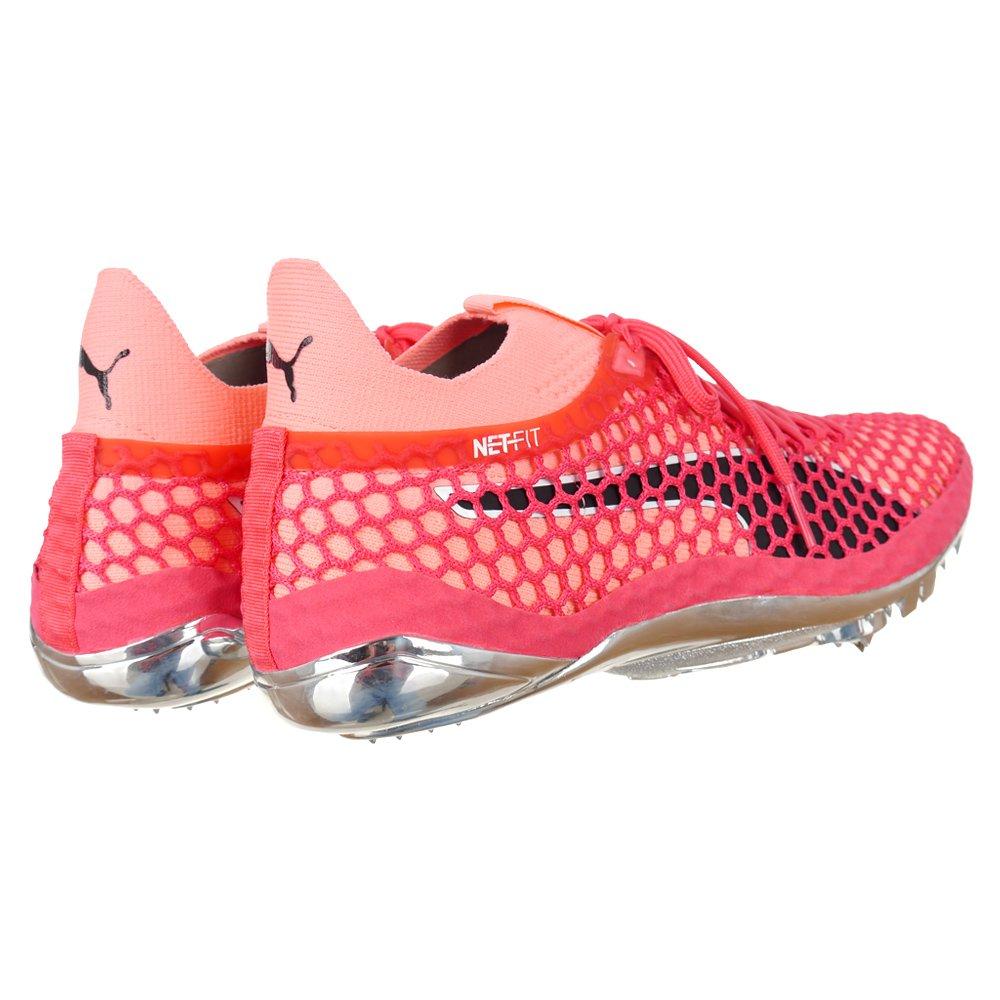 f4fe37ab2fb Puma evoSpeed NetFit Sprint Hurdle Shoes Race Track Speed Running Studs  Spikes