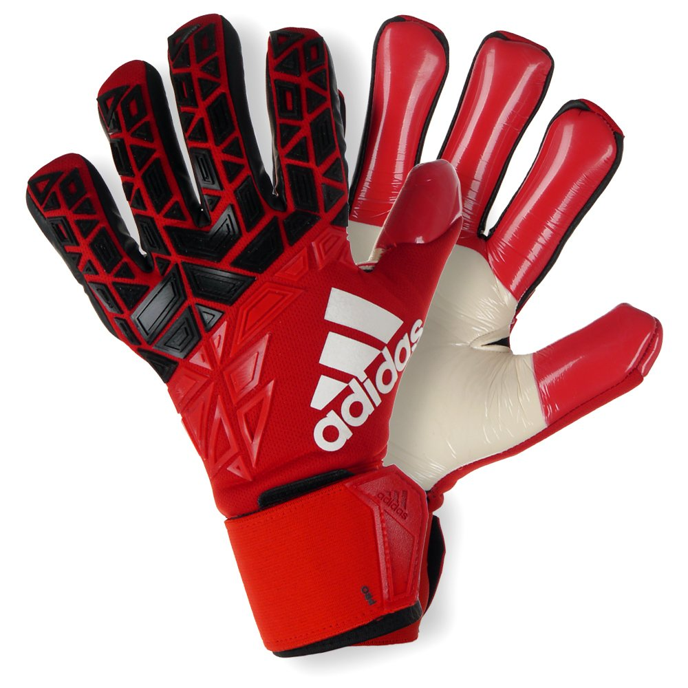 d625b848 Details about adidas Ace Trans Professional Negative Cut Match Goalkeeper  Gloves Red