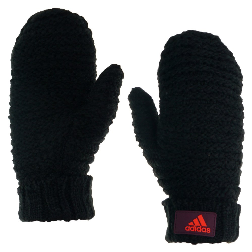 Details about Winter Gloves Adidas ClimaHeat You Mittens Unisex Wam Fleeced Mittens