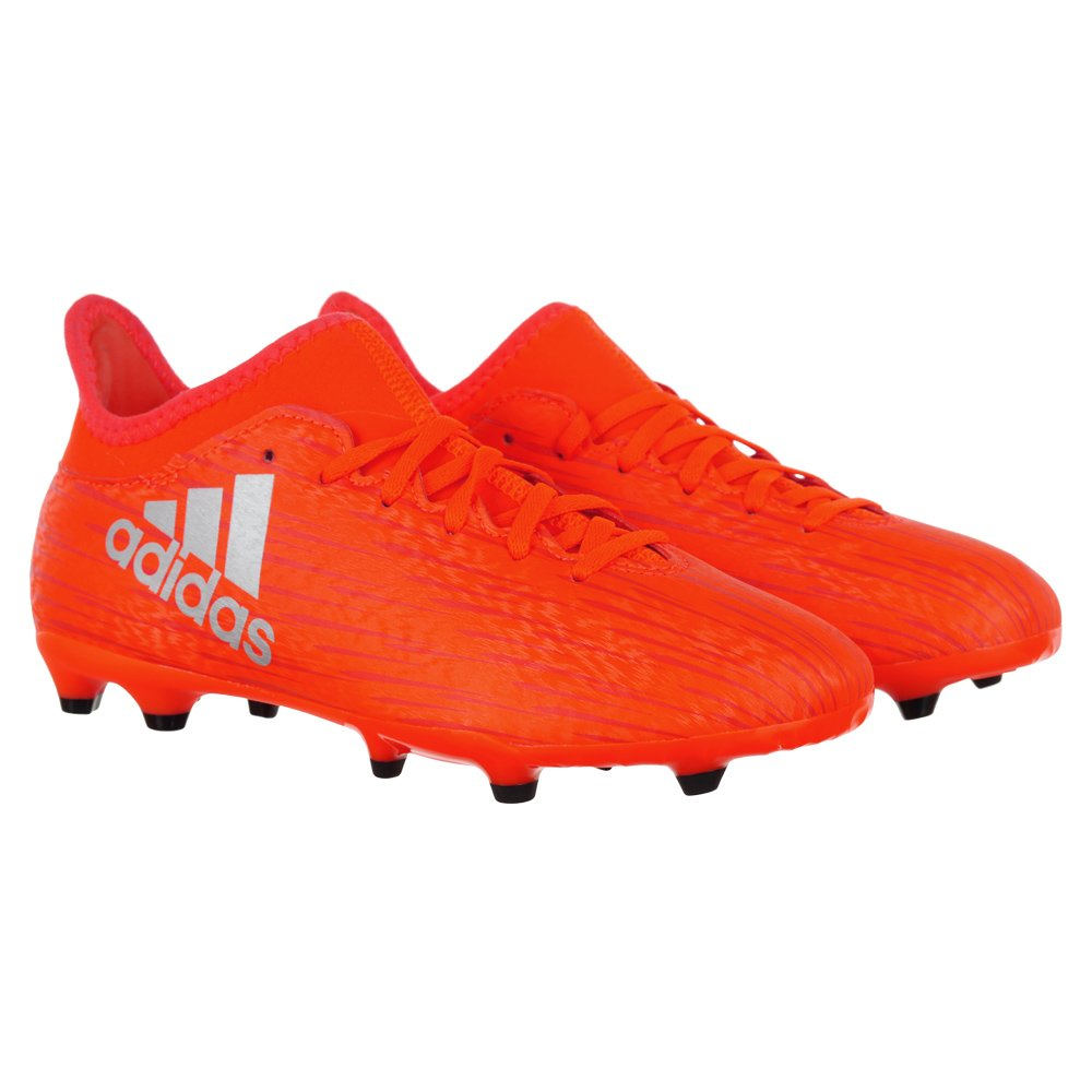 new product 3cb8f 137eb Adidas X 16.3 FG TechFit Junior Shoes Firm Ground Football Boots Moulded  Studs S79489 1 ...