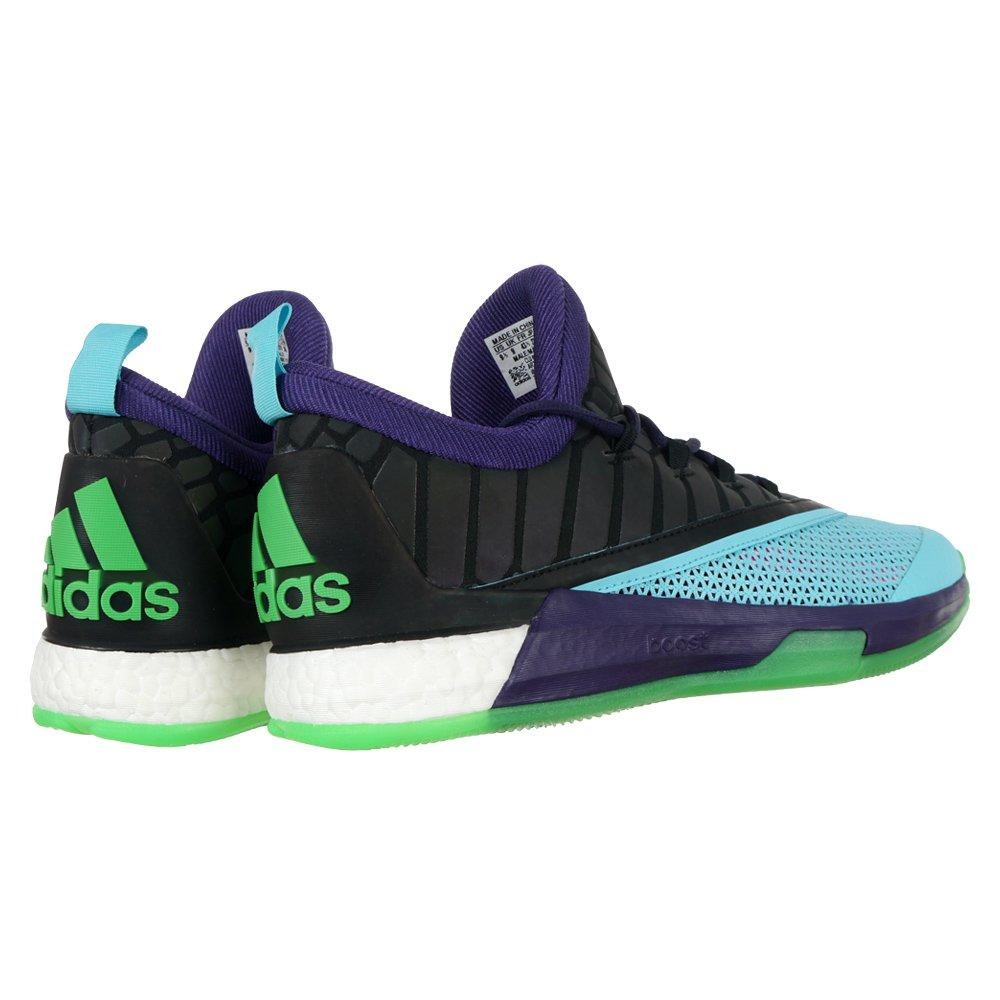 2d55c18c2954 Shoes Adidas Crazylight Boost 2.5 Low mens sport for basketball