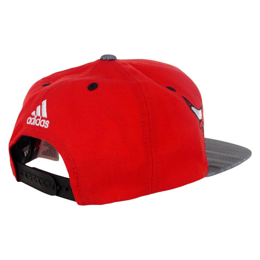 Cap adidas Chicago Bulls Flat-Brim Cap Unisex sport  3ce411411a8