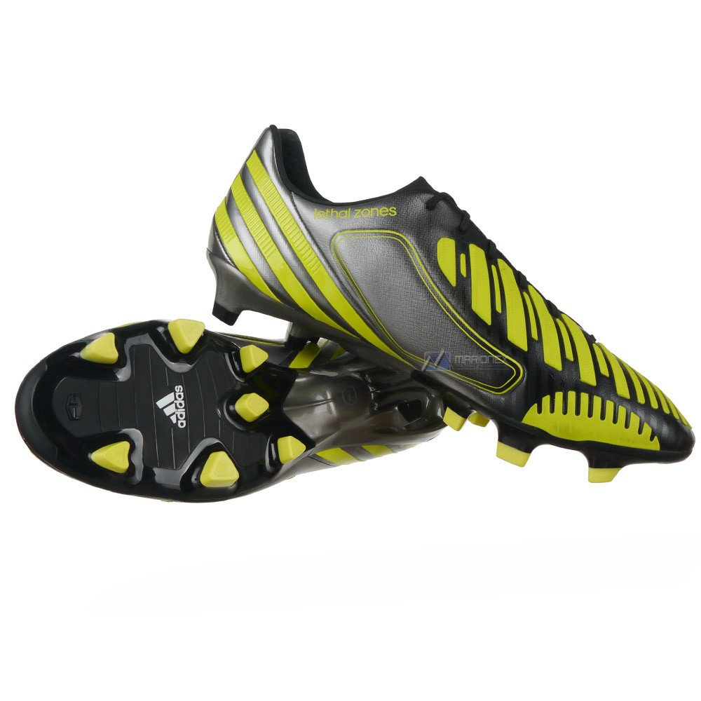 7c3e007f558d Details about ADIDAS PREDATOR LZ TRX FG Firm Ground Football Soccer Boots  Moulded Studs