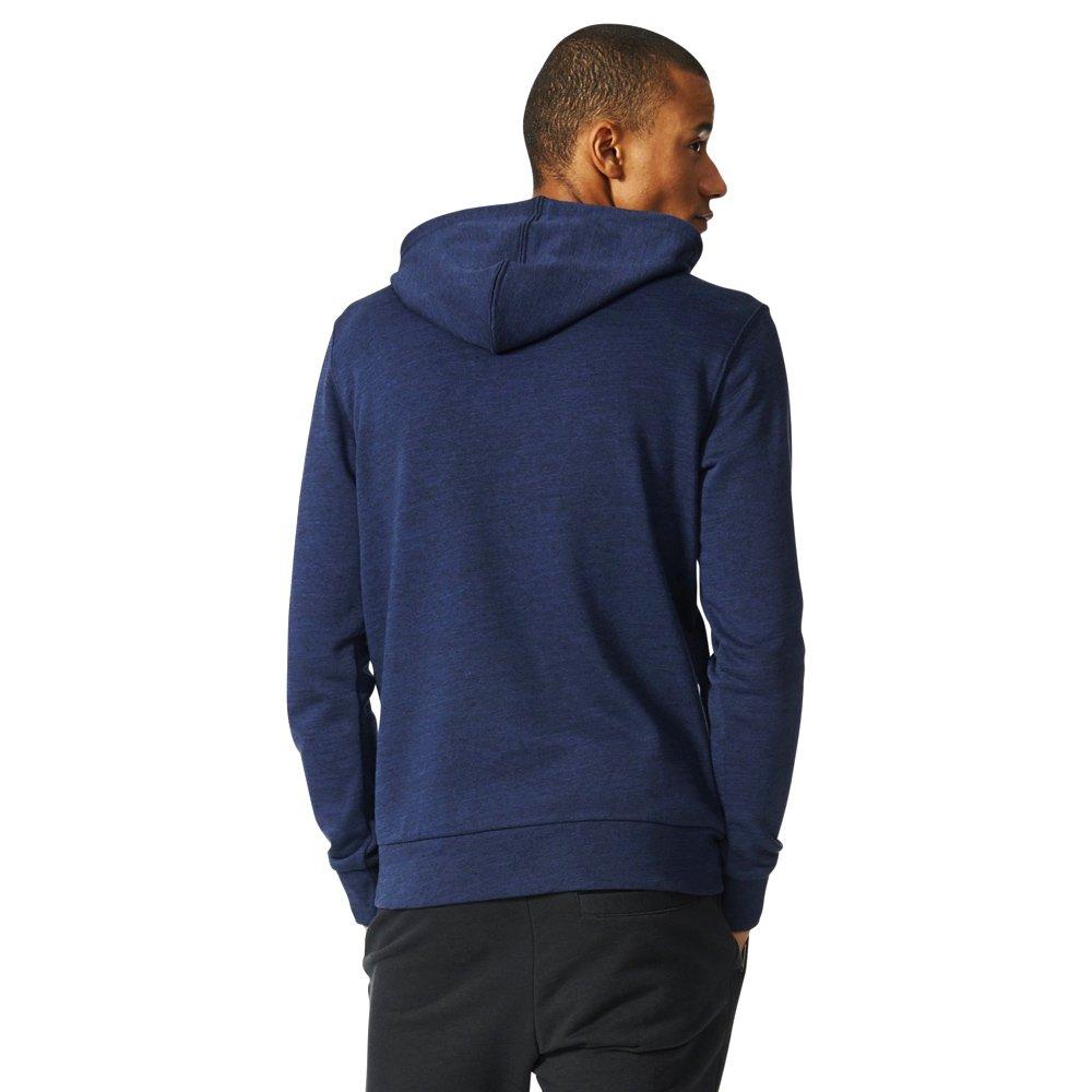 bluza adidas originals trefoil bawełna kaptur