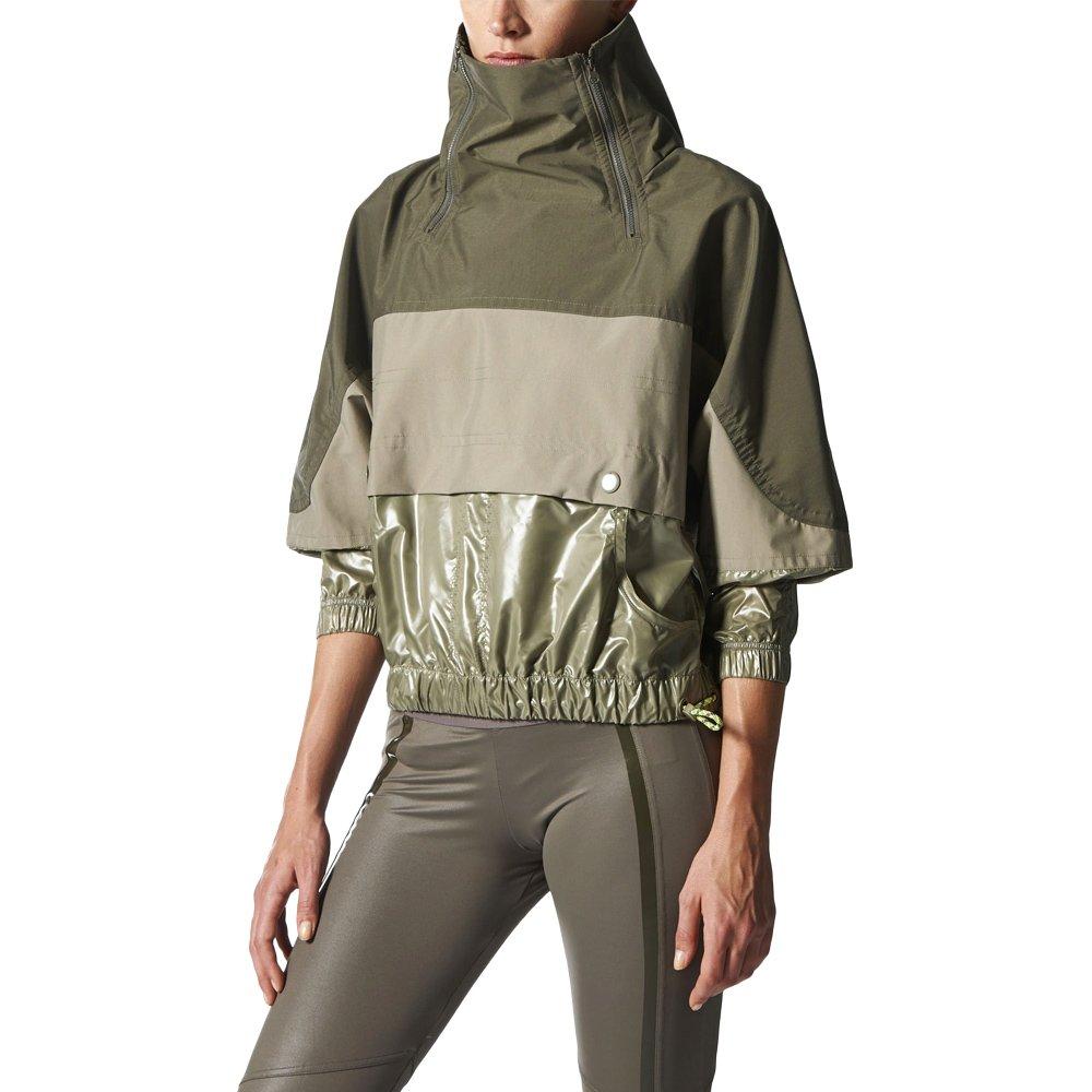 Details about Women's Adidas Run Rain Stella McCartney Sports Waterproof Jacket ClimaProof