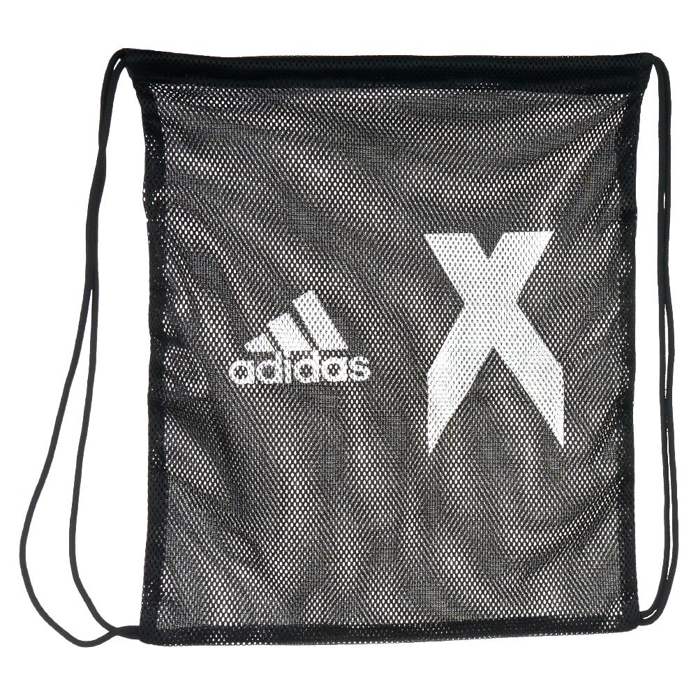 adidas ACE X 17 Drawstring Bag Mesh Drawstring Backpack Training Shoe  Gymsack ea68d3294a34d