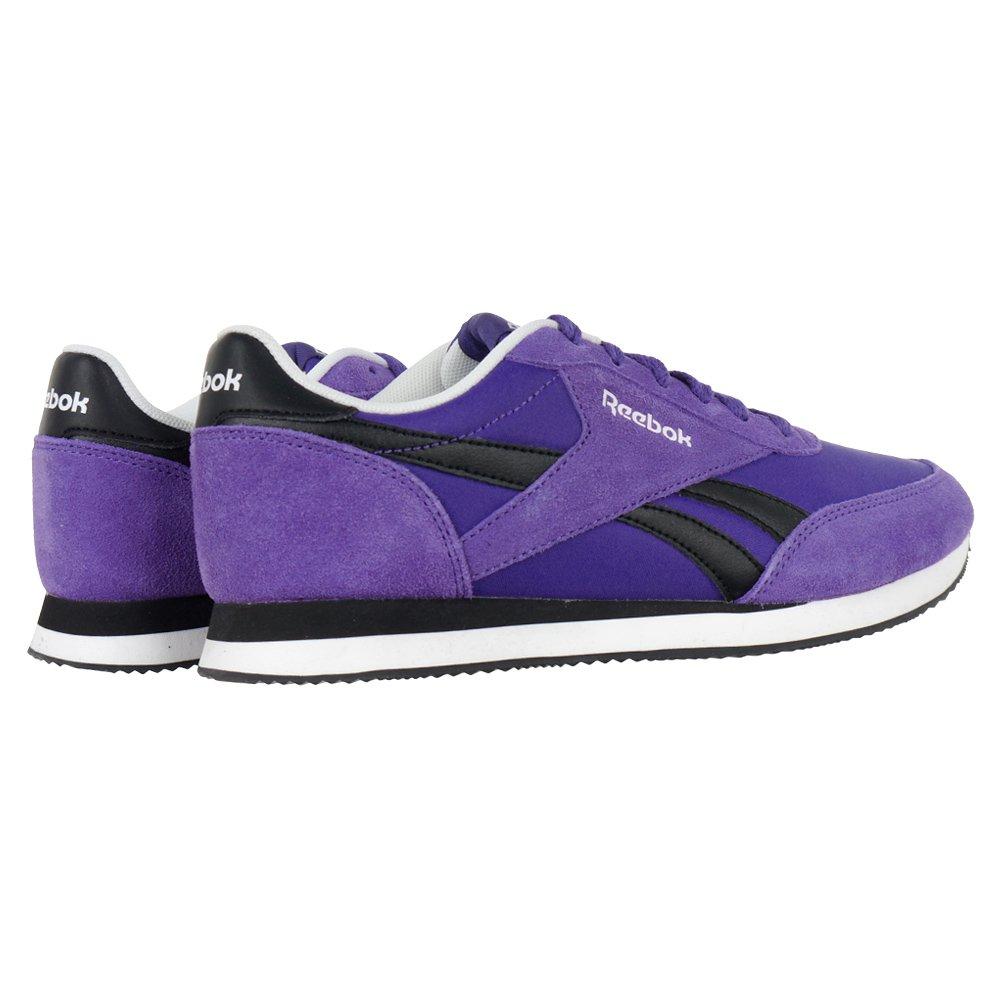 Women/'s Donna Reebok Royal Classic Trainer Scarpe Scarpe da Ginnastica Sneakers-Viola