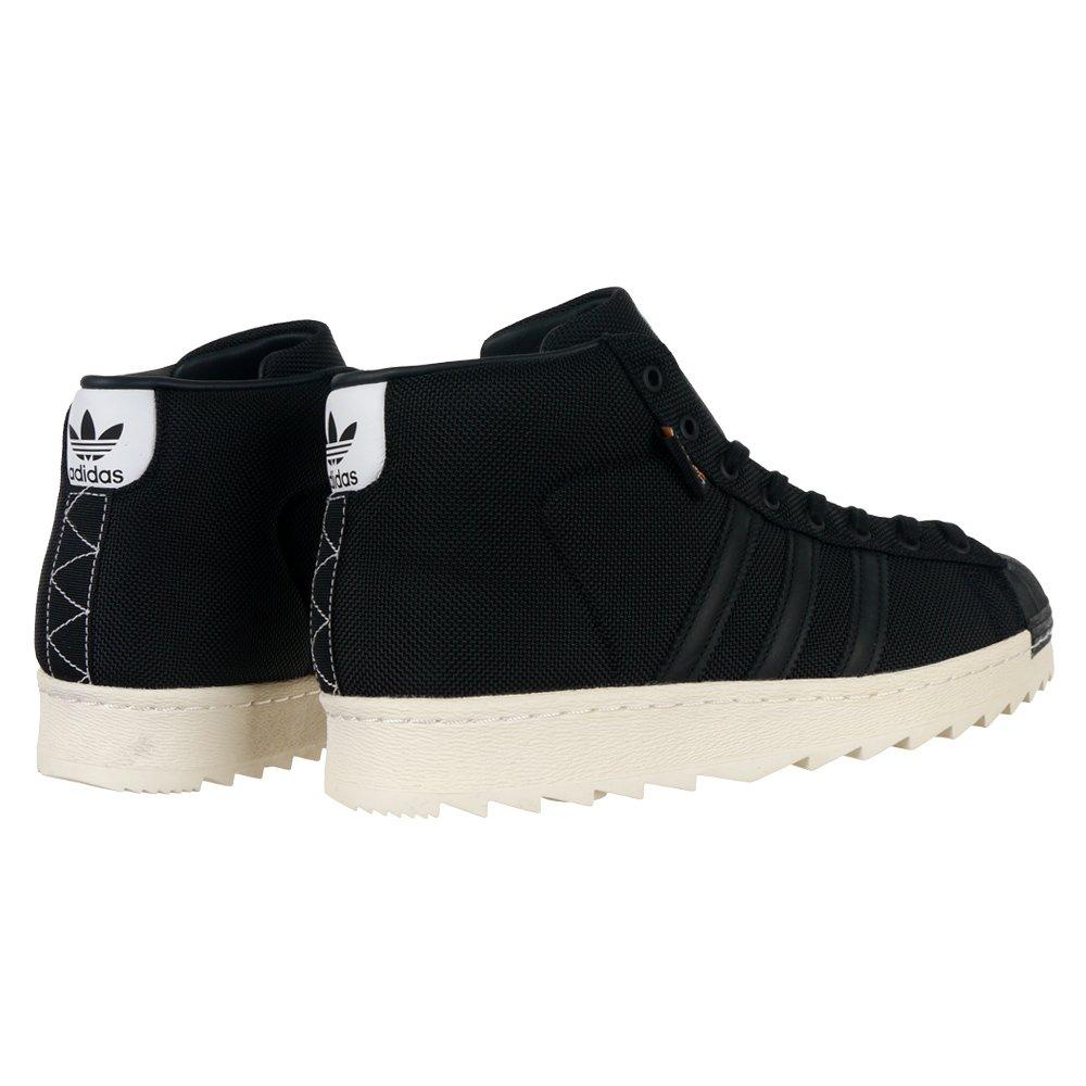 ... Shoes Adidas Originals Pro Model 80s Cordura Mens Black Hi Tops Winter  Boots S80533 2 f75e4fef4a5