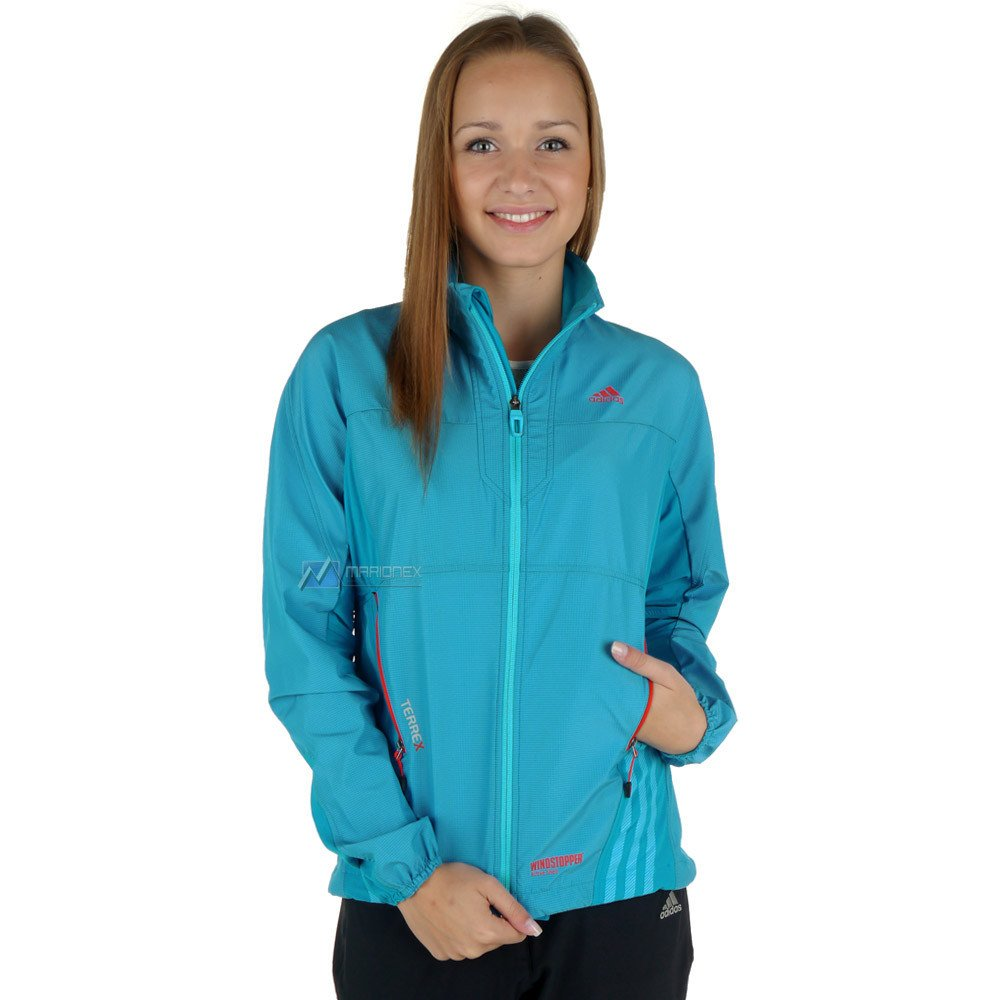 adidas damen jacke terrex hybrid jacket soft shell windstopper outdoor ebay. Black Bedroom Furniture Sets. Home Design Ideas