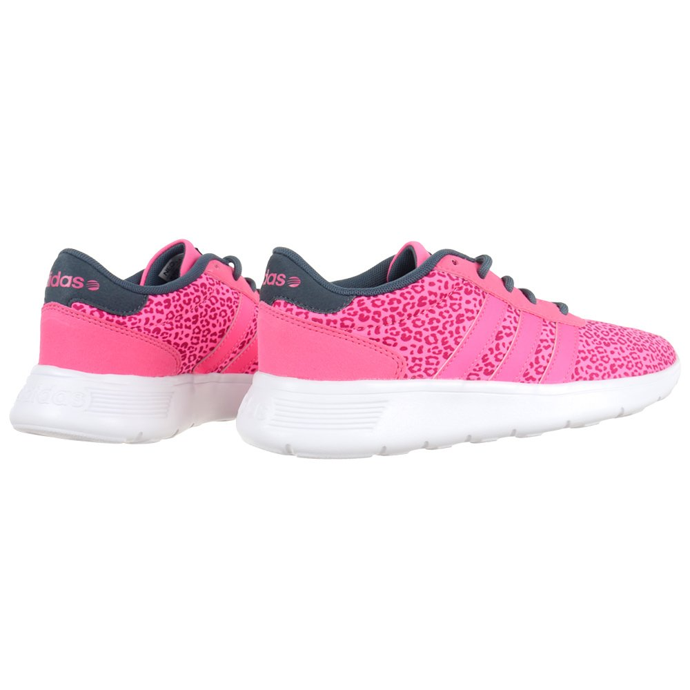 ... Adidas LITE RACER Womens Sports Sneakers Pink Trainers Running Shoes  F98327 2