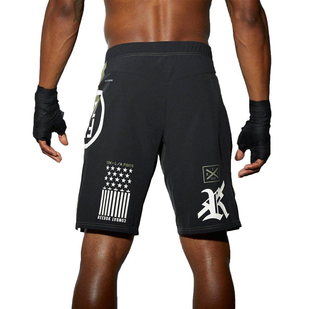 d1314dc0b13 ... Men s Shorts Reebok Train Like A Fighter MMA Sports Training Knickers  Wicking AJ9071 2