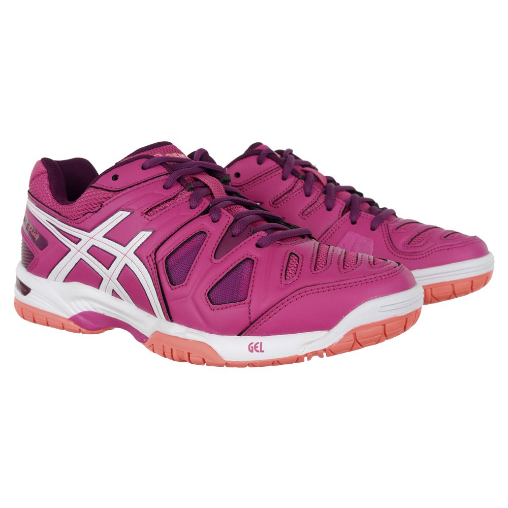 Details about Asics Gel Game 5 Ladies Tennis Shoes Squash Gym Fitness Shoes show original title