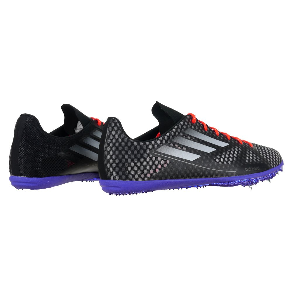 hot sale online 4684b 18f11 ... adidas AdiZERO Ambition 2.0 Mens Spikes Track Shoes Venus Mid Distance  Running B23447 2