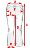 Spodnie Reebok dziecięce damskie legginsy sportowe H75581