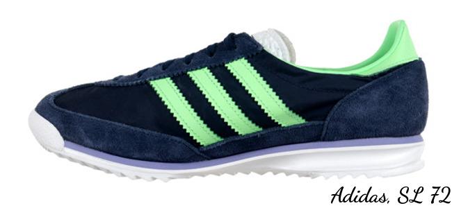 Sportowe sneakersy Adidas, SL 72