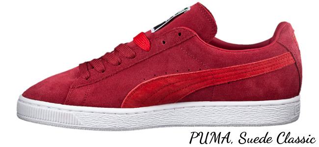 Sportowe sneakersy PUMA, Suede Classic
