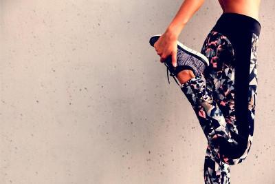 Spodnie sportowe damskie