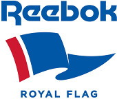 Reebok Royal Flag Logo