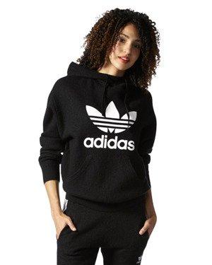 adidas bluzy damskie z kapturem