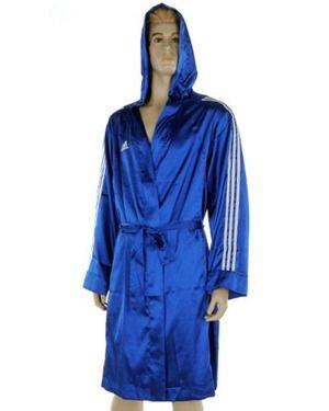 Boxer Fighter Robe Adidas Mens Boxing Rob...