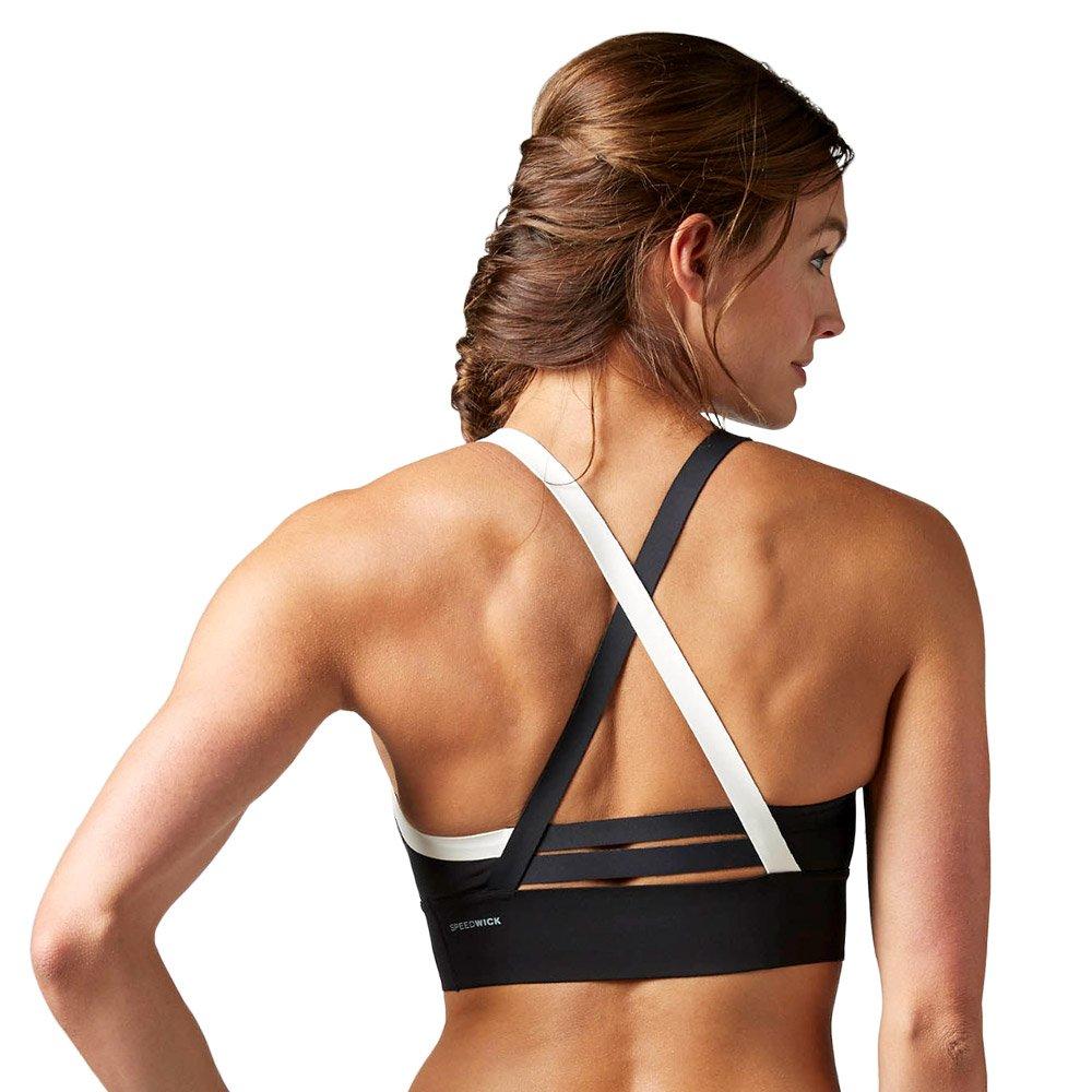 75151d8279672e ... Biustonosz Reebok Cardio Strappy Bra stanik sportowy termoaktywny  fitness ...