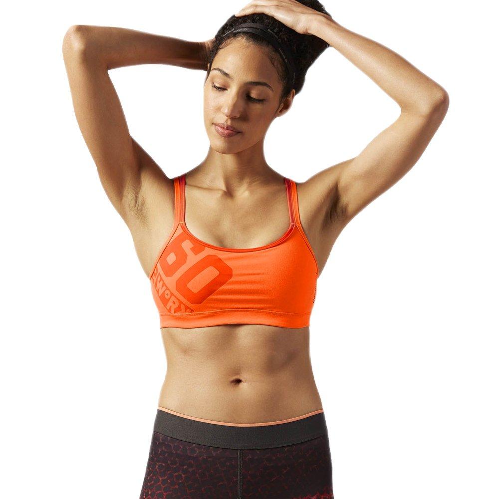 107908f8dd98a4 Biustonosz Reebok One Series stanik top sportowy termoaktywny fitness ...