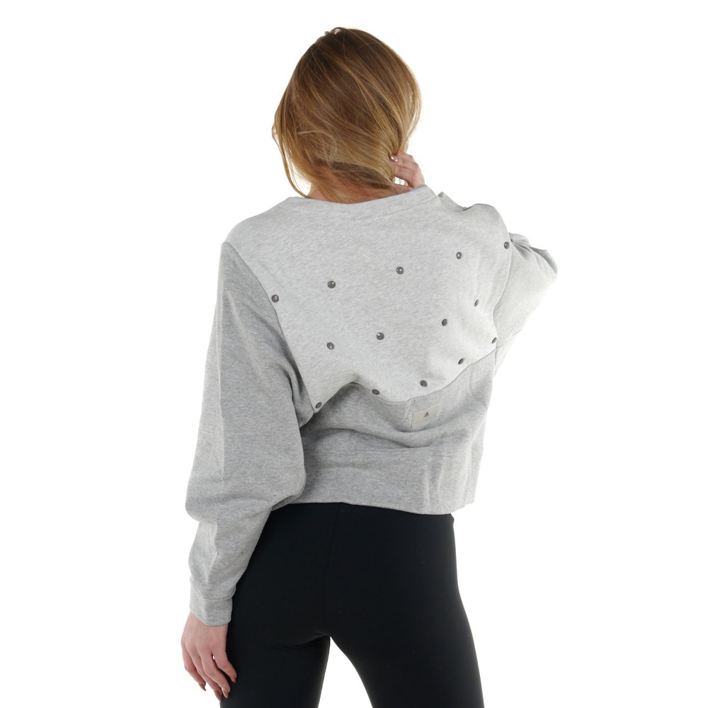 Stylowe Adidas Originals Bf Trefoil Bluzy Z Kapturem Damskie