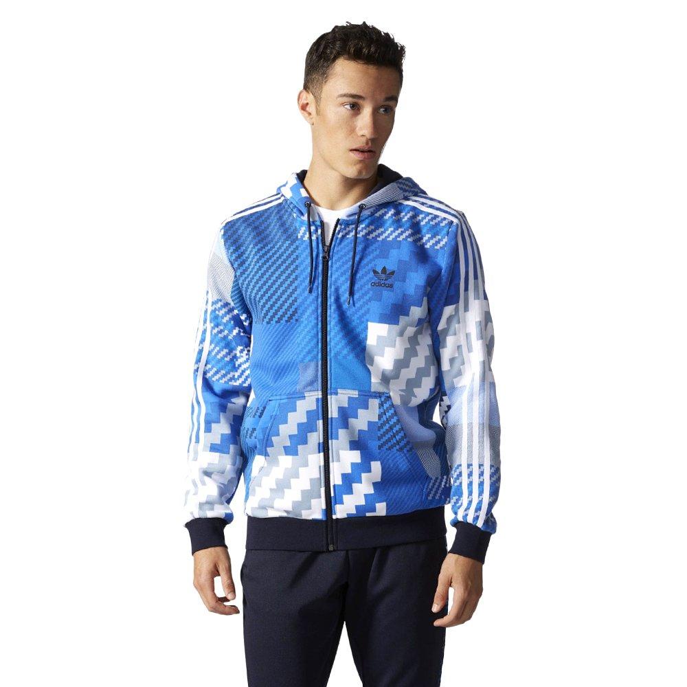 83020120ac6c0 Bluza Adidas Originals Essentials AOP męska dresowa sportowa z kapturem ...