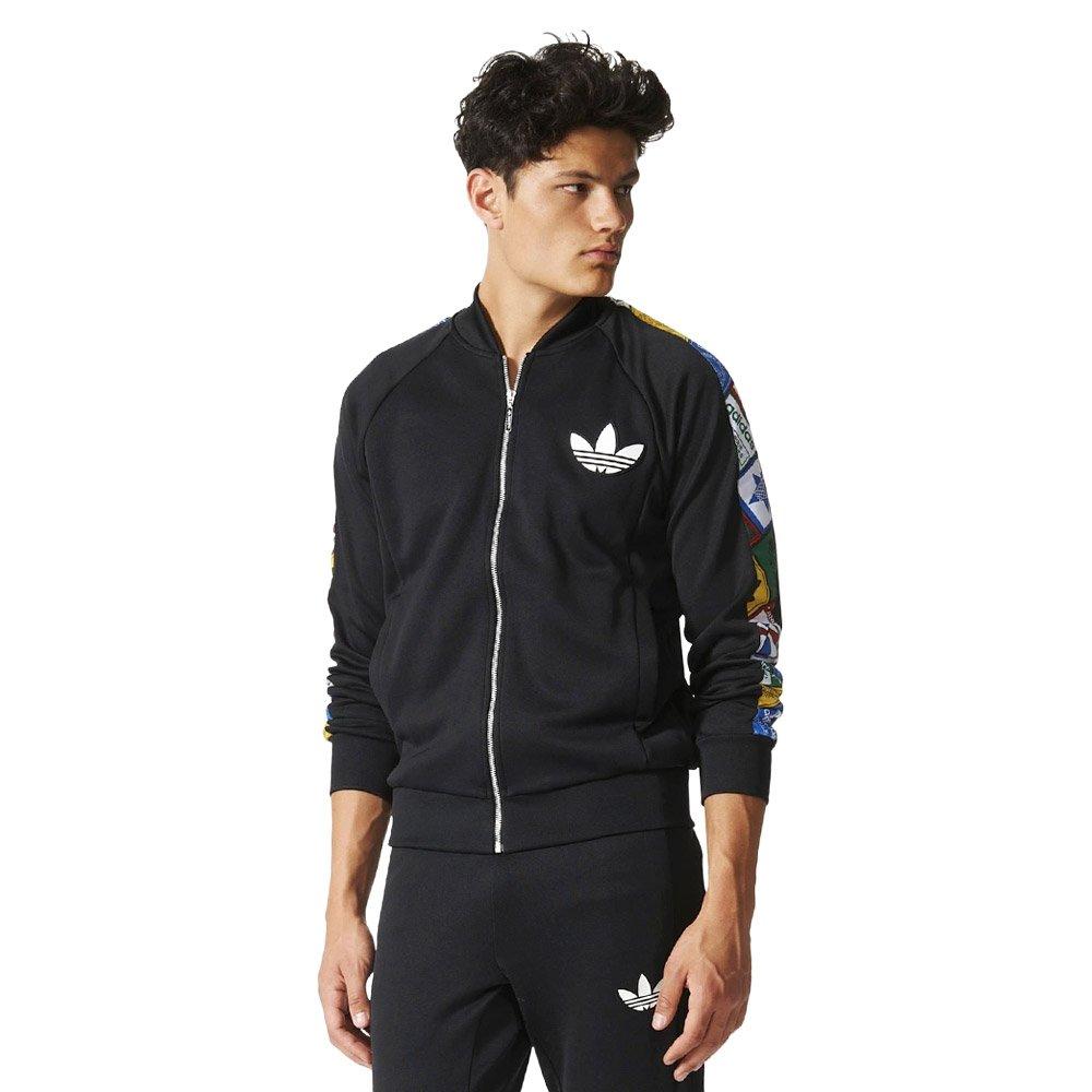 kup popularne niska cena 2018 buty Bluza Adidas Originals Tape Label Superstar męska dresowa ...
