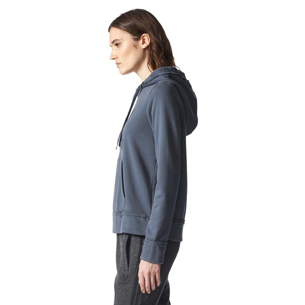 Bluza Adidas Originals Trefoil Hoodie damska dresowa z kapturem 40