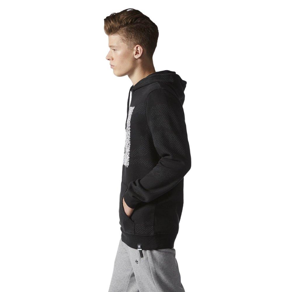 6d55184f8 ... Bluza Adidas Originals Word Camo Blackbird męska dresowa sportowa z  kapturem ...
