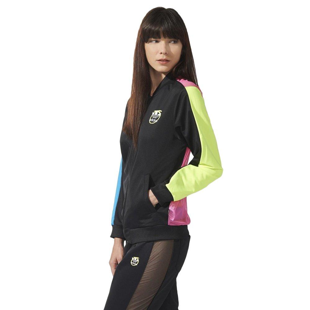 najnowszy projekt informacje dla najlepszy Bluza damska Adidas Originals Rita Ora MESH SG TT sportowa ...