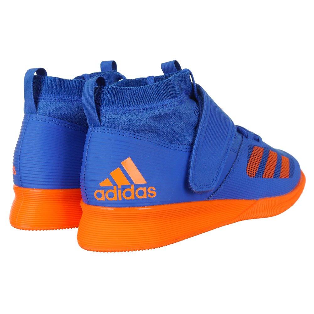 Buty Adidas Crazy Power Rk Meskie Za Kostke Do Podnoszenia Ciezarow Na Silownie Bb6360 Niebieski Sklep Marionex Pl