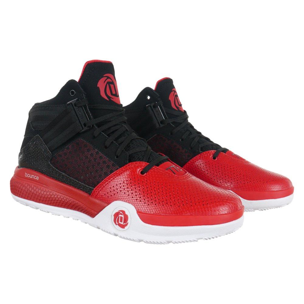 Buty Adidas Derrick Rose 773 IV męskie koszykarskie za kostkę na halę ...