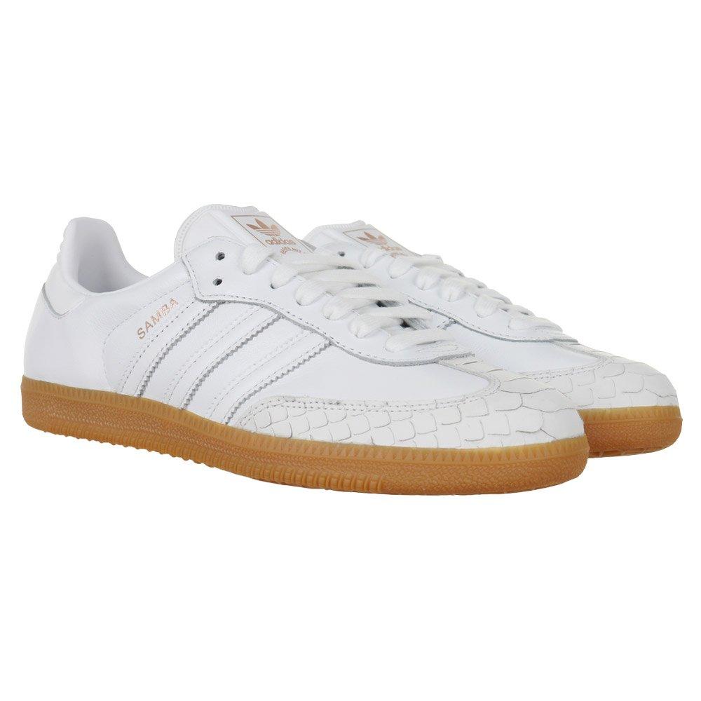 Skórzane Originals Samba Buty Sportowe Damskie W Adidas