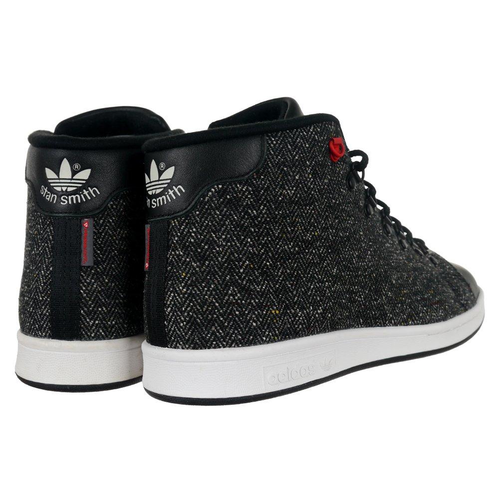 Buty Adidas Originals Stan Smith Winter męskie zimowe śniegowce ocieplane