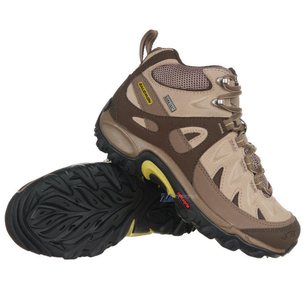 chaussures salomon exit peak mid 2 gtx,chaussures ski salomon