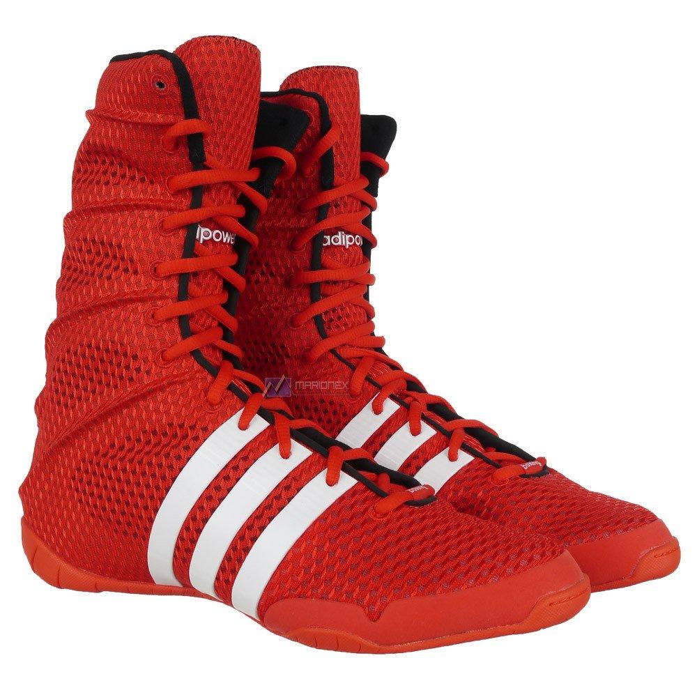 Buty bokserskie Adidas AdiPower Boxing V24371 Sklep
