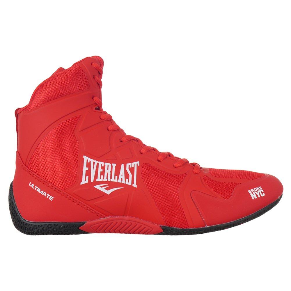 Buty bokserskie Everlast Ultimate sportowe za kostkę