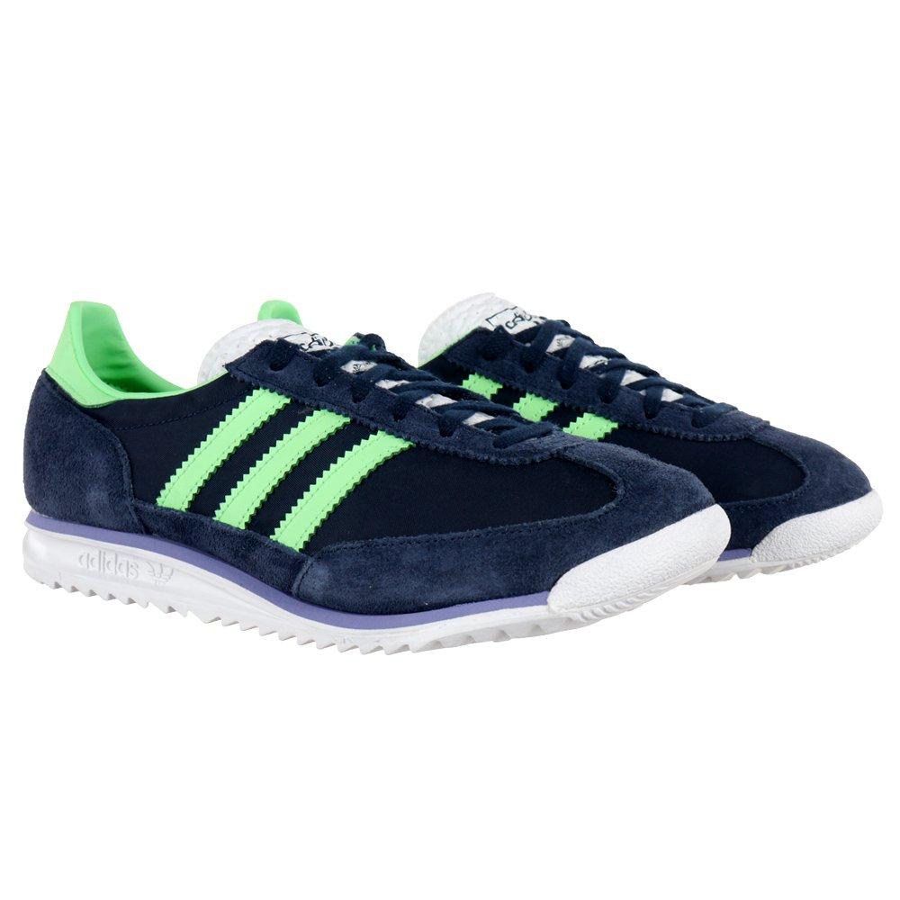 6b308e8031bd Buty damskie Adidas Originals SL72 W sportowe zamszowe M19226 ...