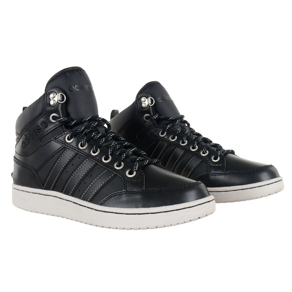 new concept hot sale online really cheap mid cut adidas neo hoops premium