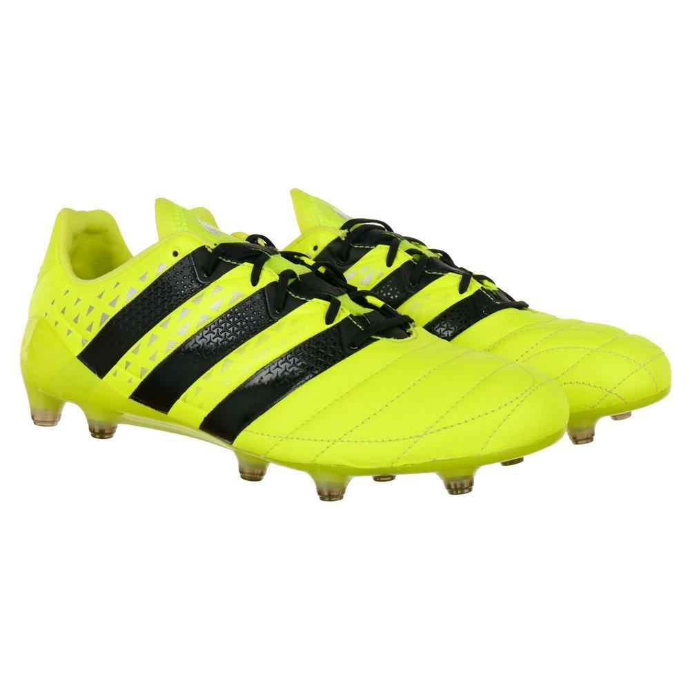 7c925664447ab Buty piłkarskie Adidas ACE 16.1 FG Leather męskie skóra kangura korki lanki  ...