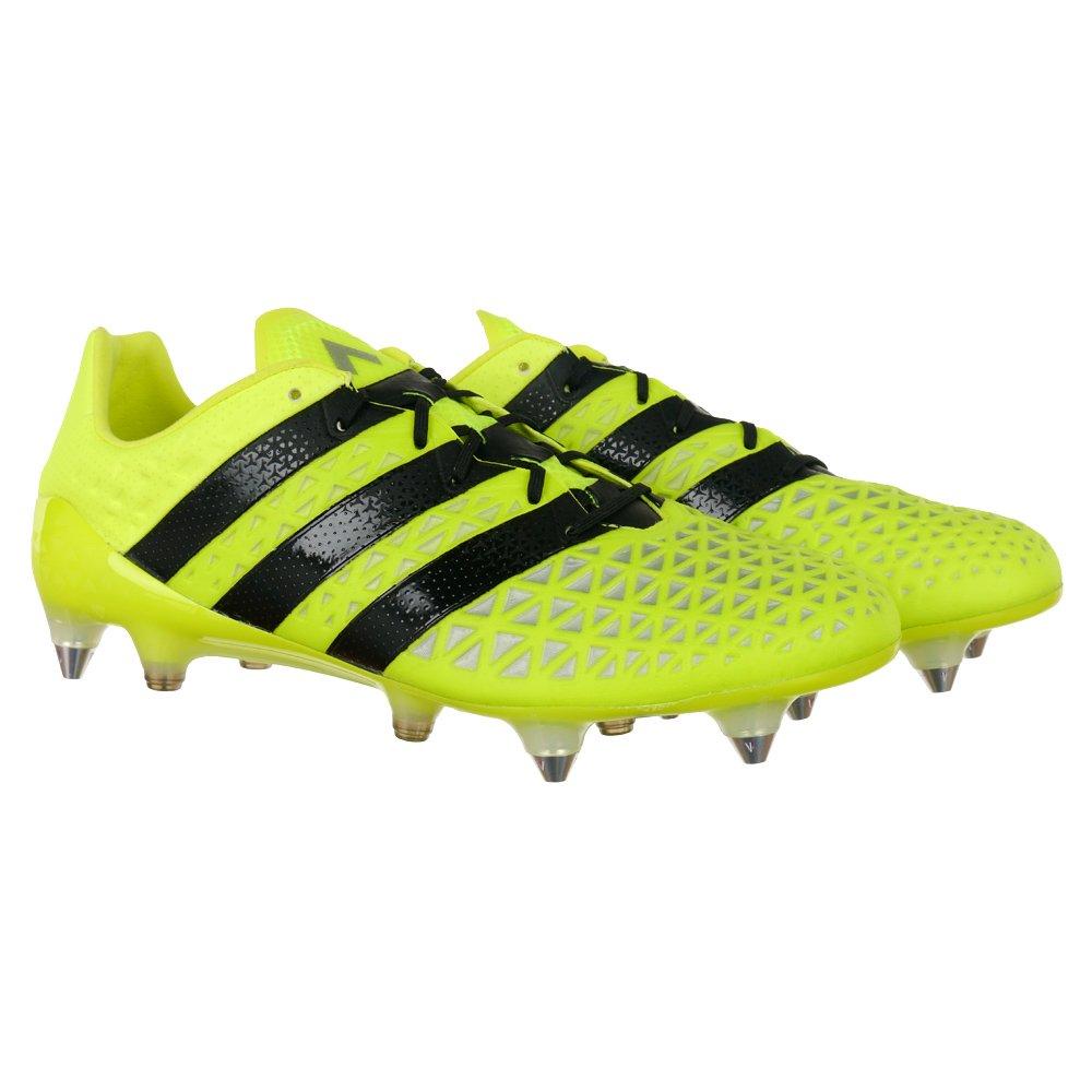 Całkiem nowy niższa cena z wysoka jakość Buty piłkarskie Adidas ACE 16.1 SG męskie korki lanki wkręty ...