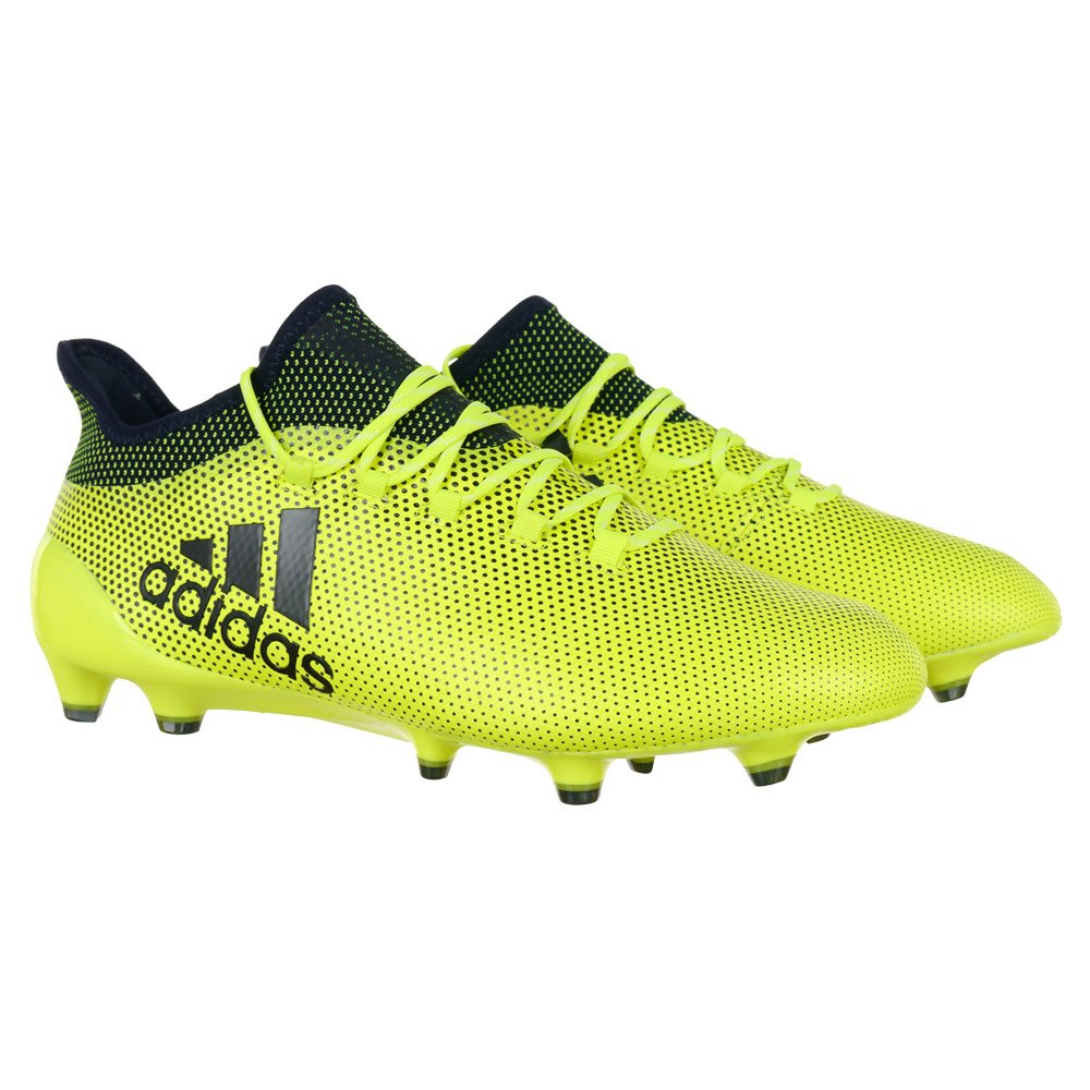 promo code 2cb42 3a1b6 Buty piłkarskie Adidas TechFit X 17.1 FG męskie korki lanki