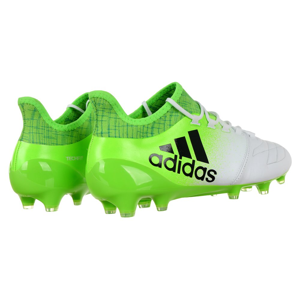 Buty piłkarskie Adidas X 16.1 FG TechFit męskie skórzane