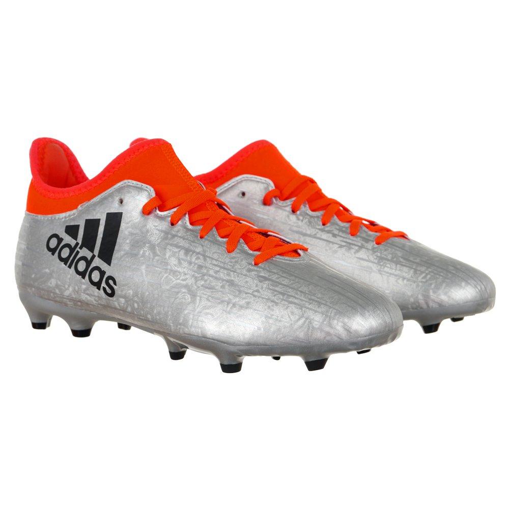 426e4a4ef9485 Buty piłkarskie Adidas X 16.3 FG Jr TechFit dziecięce korki lanki ...