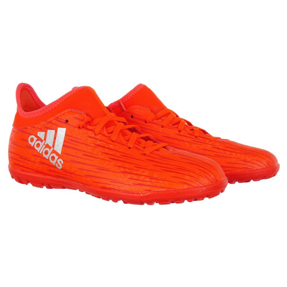 f7b20711c7433 Buty piłkarskie Adidas X 16.3 TF Jr TechFit dziecięce turfy na orlik halę  ...