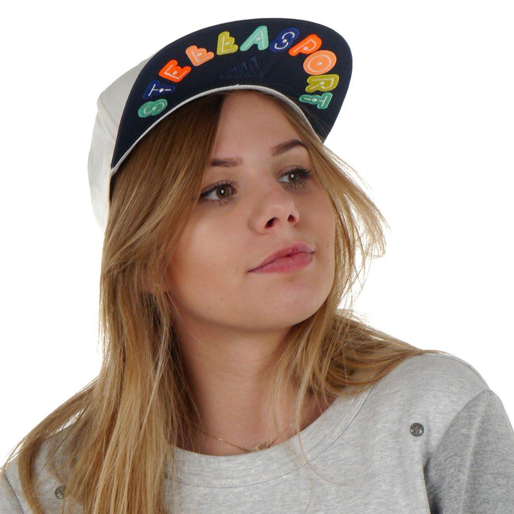 Czapka z daszkiem Adidas StellaSport Stella McCartney damska